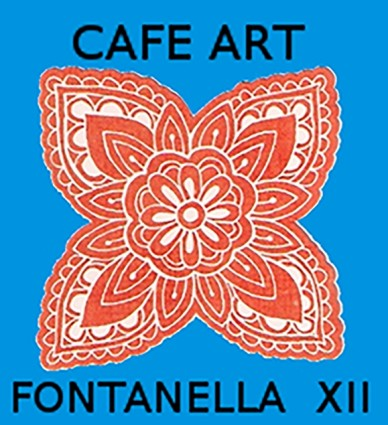 cafe art fontanella XII